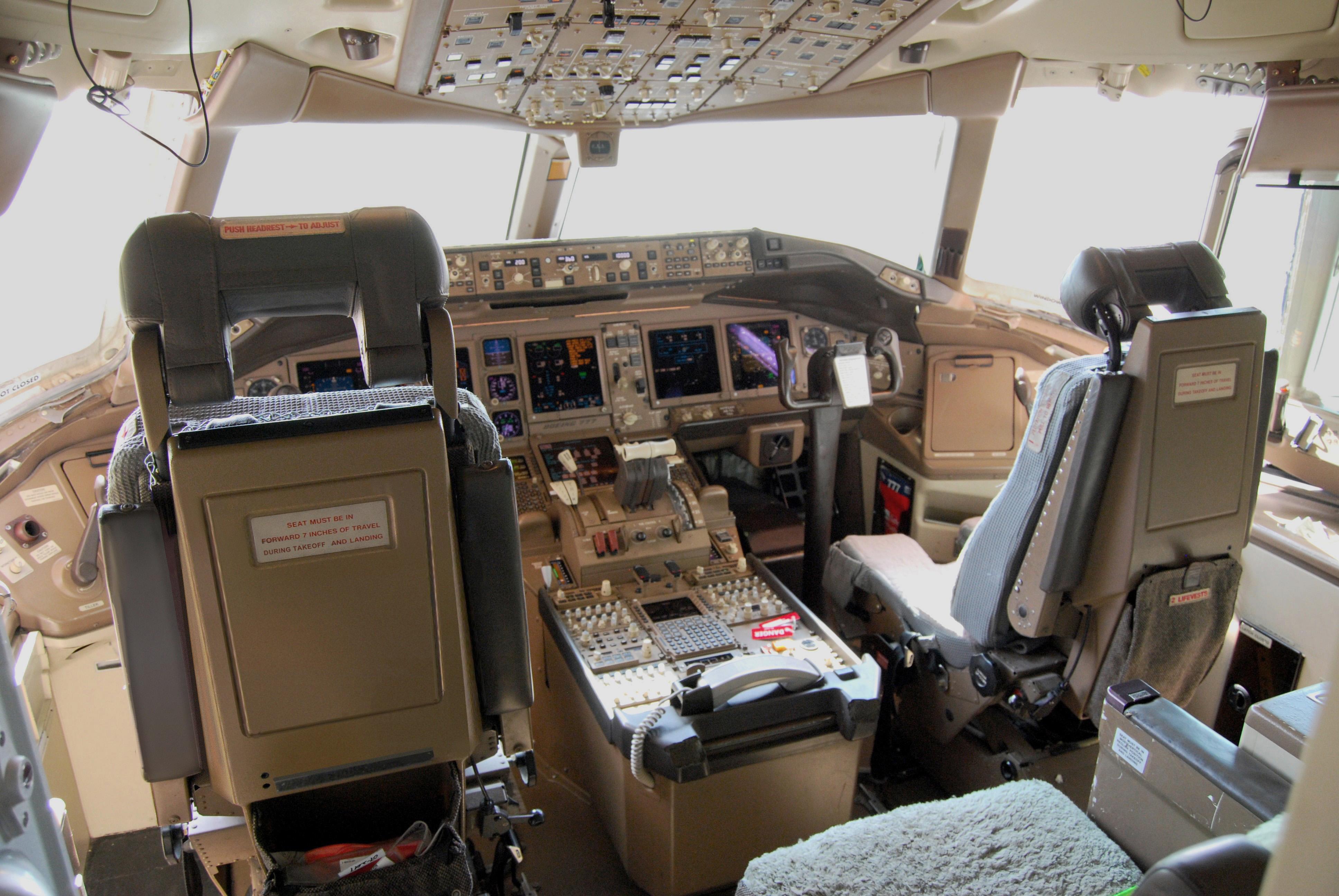 Kabina pilotów
